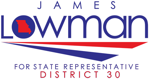 James Lowman for Missouri State Rep District 30 Logo 500